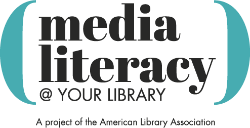 Media Literacy logo with tagline