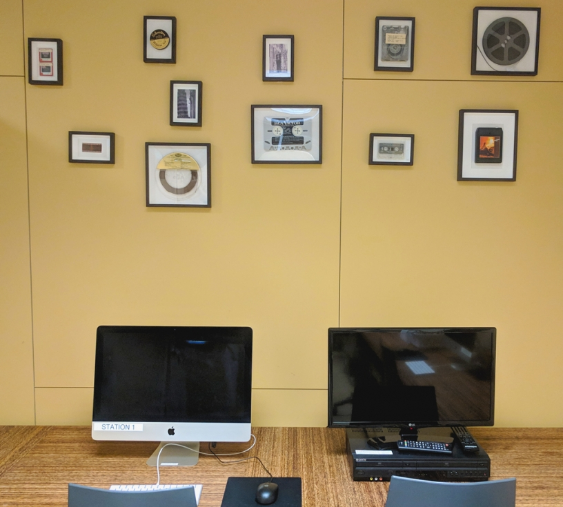 Memory Lab at the Central Library