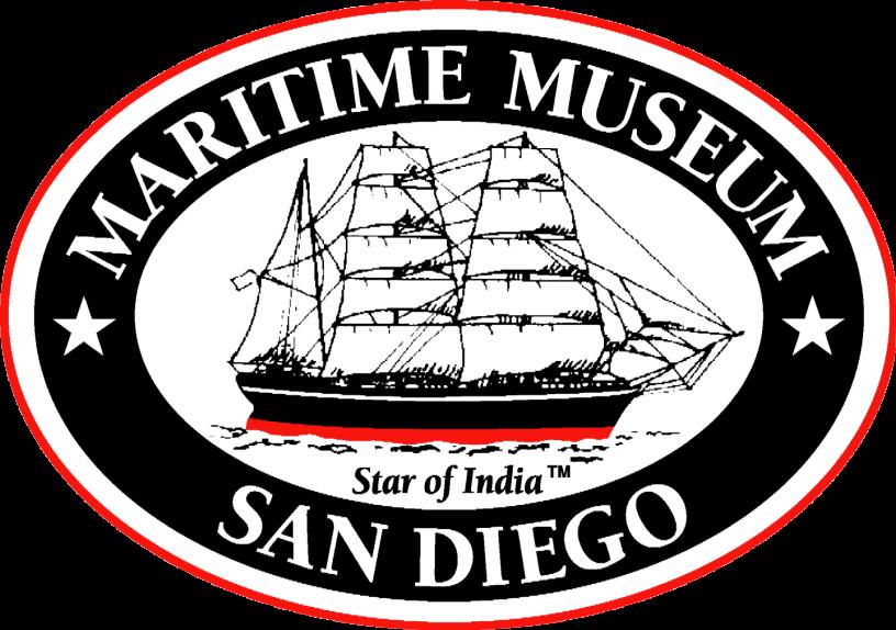 Maritime Museum San Diego logo