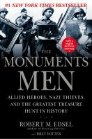Monuments Men book cover by Robert Edsel