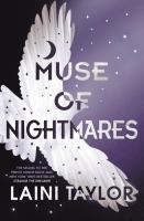 Muse of Nightmares by Laini Taylor book cover