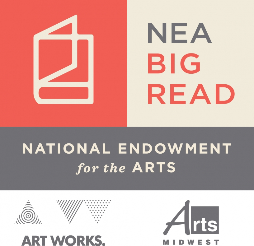 Logo for National Endowment for the Arts Big Read