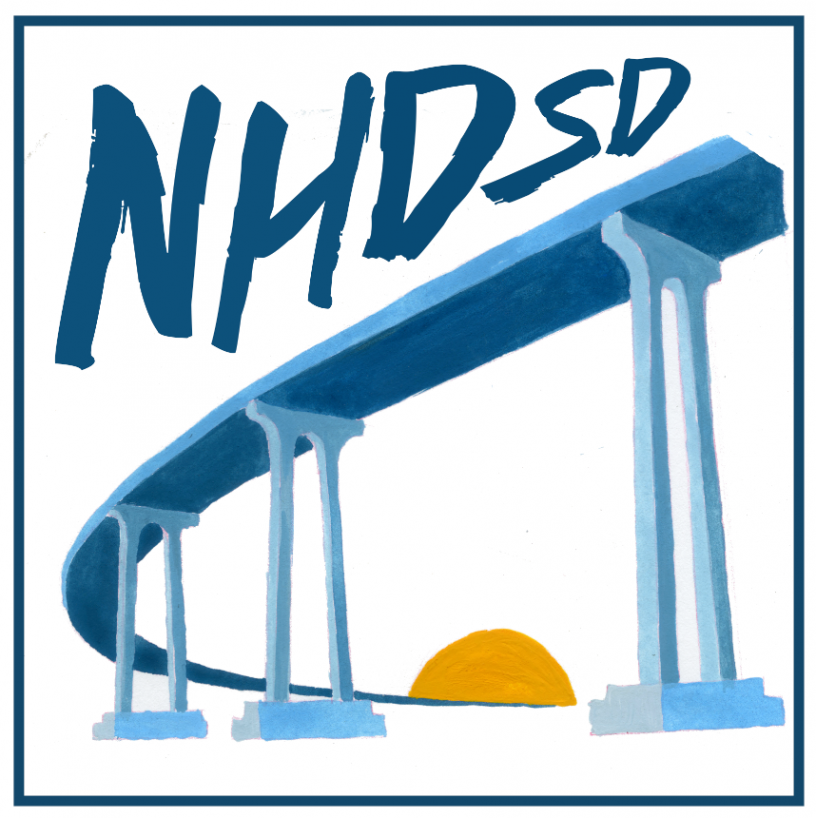 National History Day in San Diego logo