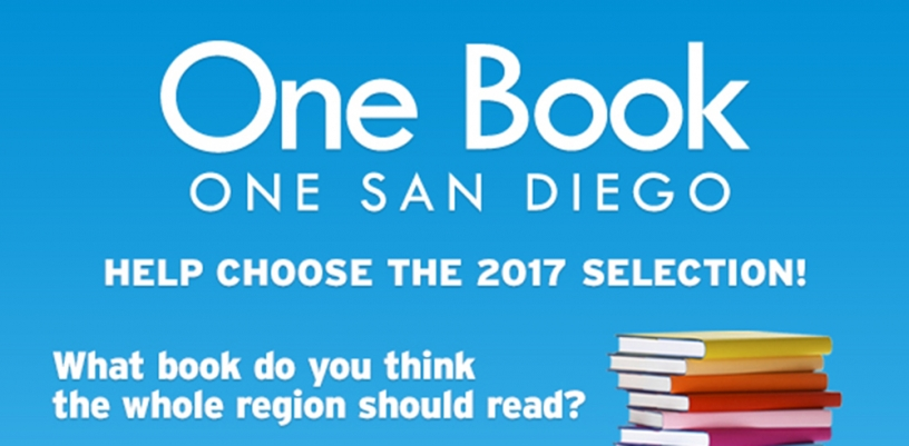 One Book One San Diego