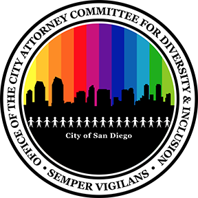Office of the City Attorney - Diversity and Inclusion logo