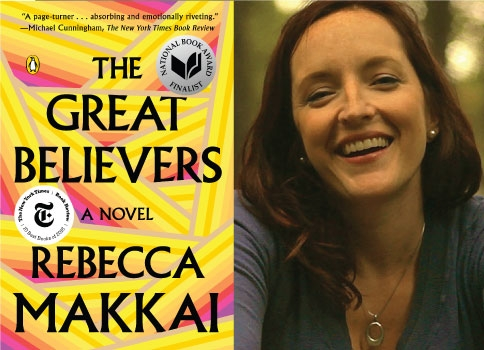 The Great Believers book by Rebecca Makkai
