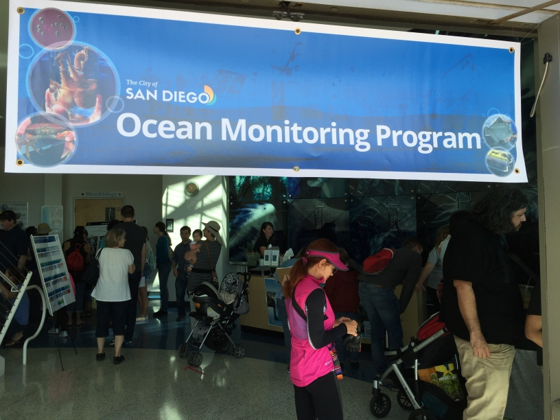 Ocean Monitoring Open House