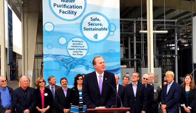 Pure Water SD news conference