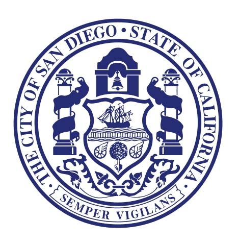 official seal of the City of San Diego
