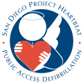 San Diego Project Heart Beat logo