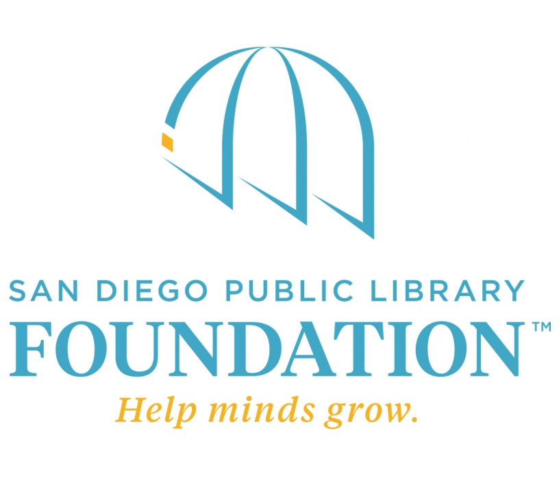 San Diego Public Library Foundation logo