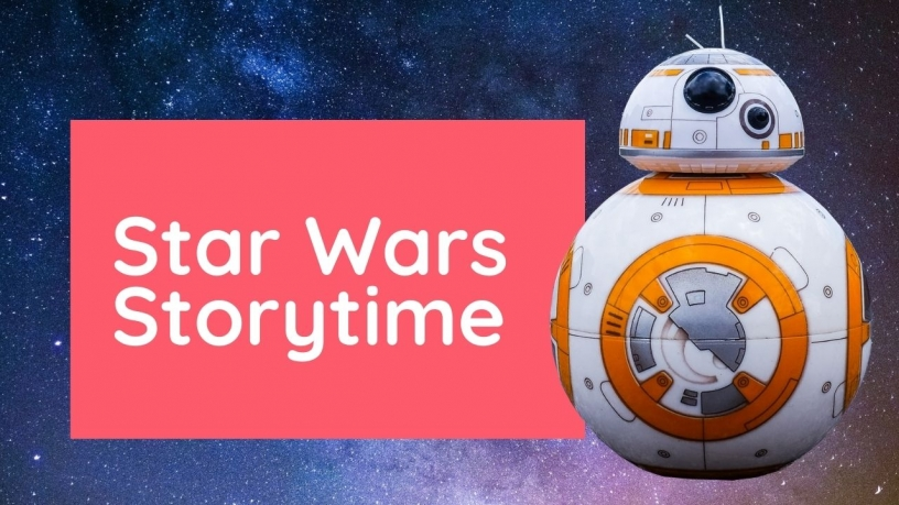 Star Wars storytime