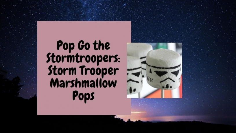 Stormtroopers Marshmallow
