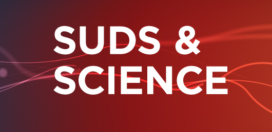 Suds and Science graphic