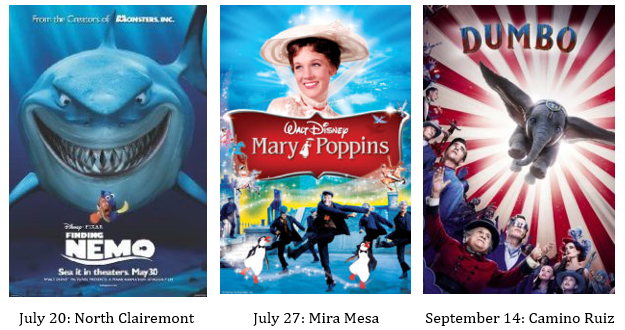 Summer Movies in the Park - D6