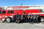 Photo from Tour of SDFD's Fire Station 12 on Imperial