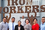 Photo from New Apprenticeship and Training Center for Ironworkers 229