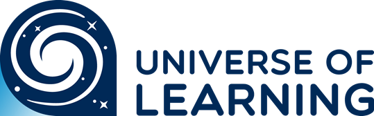 Universe of Learning logo