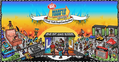 Vans Warped Tour 2018