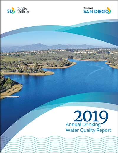 2019 Water Quality Report Cover