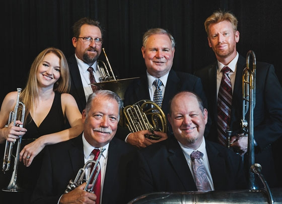 Westwind Brass; Elizabeth Howard, Karl Soukup, and John Wilds, Trumpets; Barry Toombs, Horn; Eric Starr, Trombone; and Bryan Smith, Tuba.