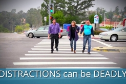 City of San Diego Vision Zero Pedestrian Safety Tips