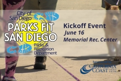 Get Parks Fit with the San Diego Sockers