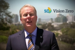 City of San Diego Vision Zero Driving Safety Tips
