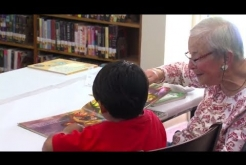 Library Launches 1,000 Books Before Kindergarten