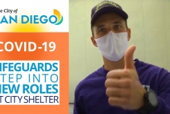 San Diego Lifeguard Experiences at Operation Shelter to Home