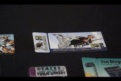 2018 Comic-Con Library Card