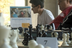 Downtown Chess at Central Library