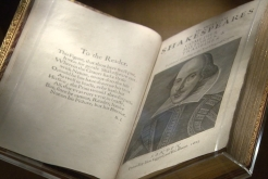 Shakespeare's First Folio Comes to Central Library