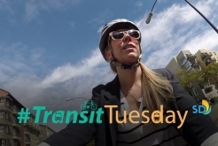#TransitTuesday