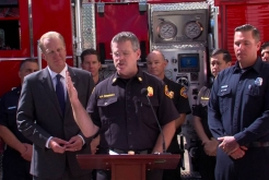 Firefighter Receives State Valor Award