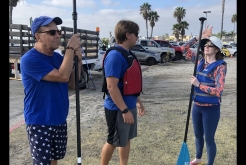 Stand-up Paddleboarding for Veterans