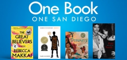 One Book, One San Diego Banner