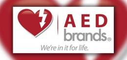 AED Brands logo
