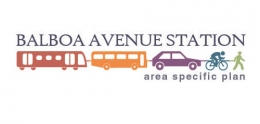 Balboa Avenue Station area specific plan logo