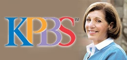 Image of Councilmember Barbara Bry and KPBS logo
