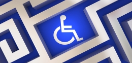 American with Disabilities Act graphic