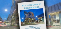Citizen's Guide to Infrastructure cover page