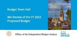 Budget Town Hall Presentation