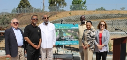 Photo of Chollas Creek and Linear Park Grand Opening