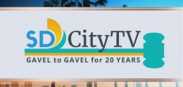 SD CityTV Gavel to Gavel for 20 Years