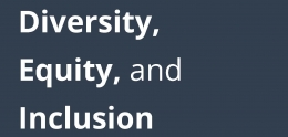 Diversity, Equity, and Inclusion Initiative