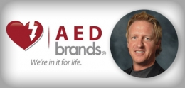 photo of new AED Representative, Enrique Christopherson