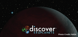 Discover Exoplanets graphic