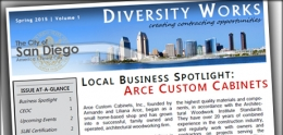 Image of Diversity Works Newsletter