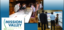 Mission Valley Community Plan Update photo collage